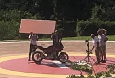 Moto Guzzi del centenario: nuovo -inedito- motore in arrivo