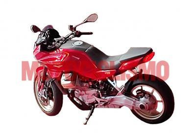ANTEPRIMA: ecco la nuova Moto Guzzi V100