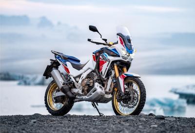 Honda evolve la Africa Twin Adventure Sports