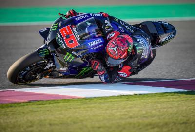 MotoGP 2021, Silverstone: Quartararo vince, storico podio per Aprilia
