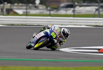 Moto3 2021, Silverstone: dopo le libere Fenati al top anche in qualifica