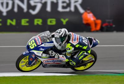 Moto3 2021: Fenati dominatore indiscusso di Silverstone. Podio tutto tricolore