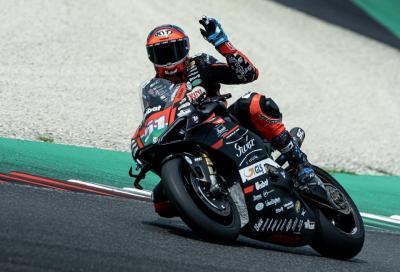 Michele Pirro Campione d'Italia, suo il titolo SBK 2021