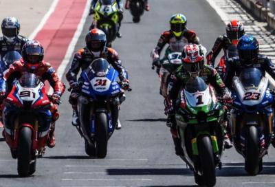Orari TV Superbike 2021, Magny-Cours