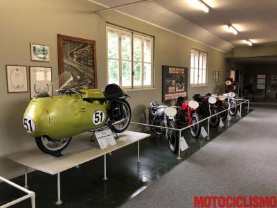 Il Museo Moto Guzzi riapre (su prenotazione)