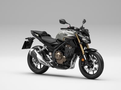 Honda aggiorna la CB500F, ora è più matura