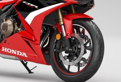 La Honda CBR500R si aggiorna