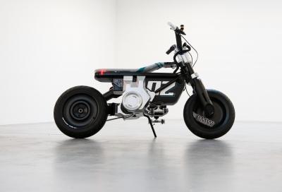 BMW punta ai giovani con il nuovo Concept CE 02