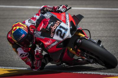 Ducati conferma Michael Ruben Rinaldi per la stagione 2022