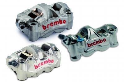 Pinze racing di Brembo