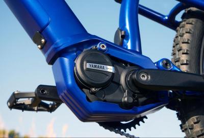 Yamaha PW-X3, nuova power unit per e-bike