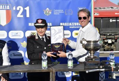 FMI e Carabinieri insieme per la tutela del territorio