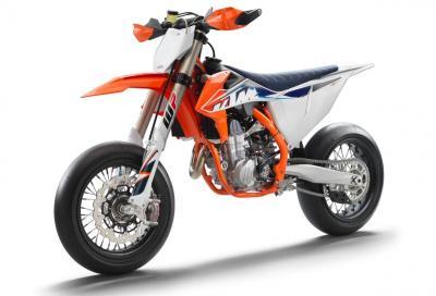 KTM presenta la 450 SMR 2022