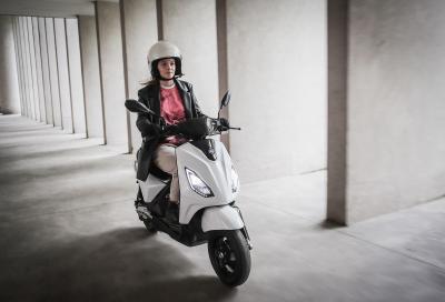 Piaggio 1, nuovo scooter elettrico per la mobilità urbana