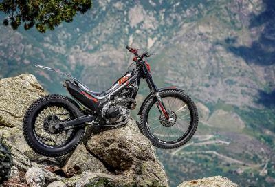Montesa presenta la nuova gamma 2022