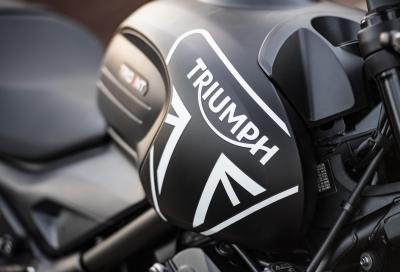 Triumph presente a Eicma 2021