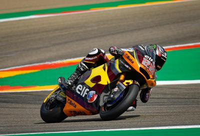 Moto2 2021: Sam Lowes poleman del GP di Aragon