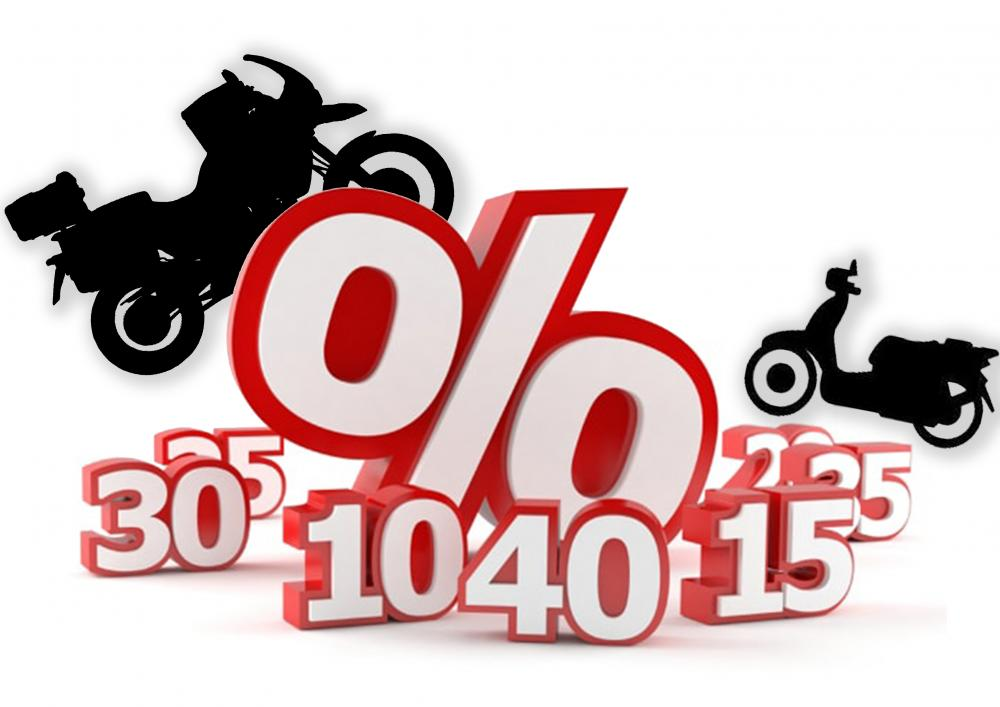 The promotions of the month on motorcycles and scooters & ndash;  September 2021