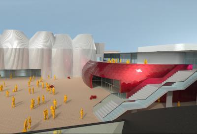 Moto Guzzi: presentato il progetto della nuova fabbrica e del Museo di Mandello