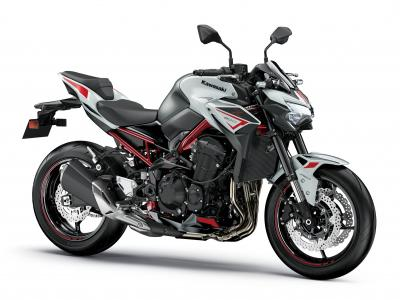 Kawasaki Z900: nuove livree per il 2022