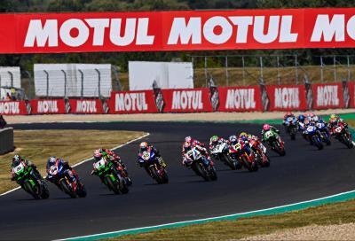 Orari TV Superbike 2021, Barcellona