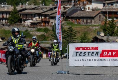 Tester Day Summer: il video della grande festa delle moto al Sestriere