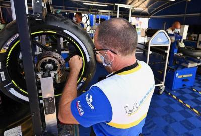 Michelin fornitore unico in MotoGP fino al 2026