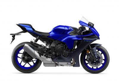 Nuove colorazioni 2022 per le sportive Yamaha