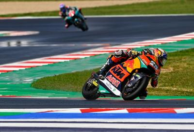 Moto2: a Misano R. Fernandez conquista la quinta pole stagionale