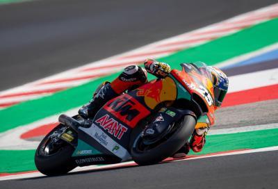 Moto2 - Il Team KTM Ajo conquista anche Misano: la vittoria a R. Fernandez