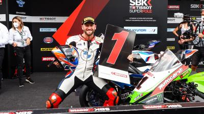 BMW torna in pole position con Sykes