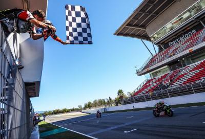 La Superpole Race va a Rea. Bautista sul podio con la Honda