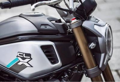 In arrivo da CFMoto una nuova 250 cc?