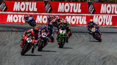 Orari TV Superbike 2021, Jerez