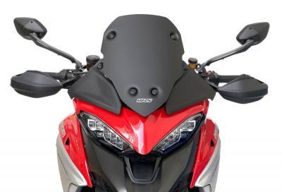 Cupolini e deflettori WRS per la Ducati Multistrada V4
