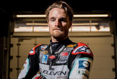 Chaz Davies si ritira, addio alla Superbike a fine stagione