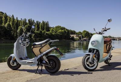NES SE Riviera e Dolce Vita, due nuove versioni dello scooter elettrico italiano