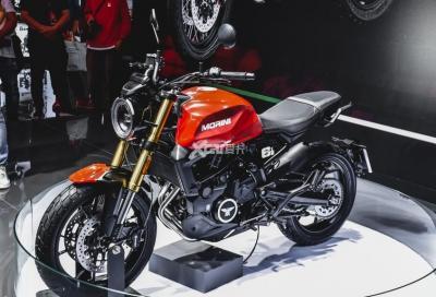 Nuova Moto Morini Seiemmezzo, svelata in due versioni