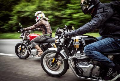 One Ride, il raduno Royal Enfield domani in molte città d'Italia