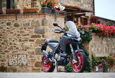 Nuove Ducati Multistrada V2 e V2 S, anche in versione 35 kW
