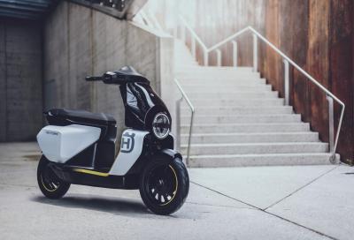 Husqvarna punta sull'elettrico: moto, scooter e monopattino