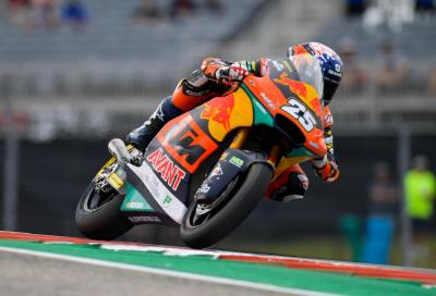 Moto2: Gardner out ad Austin, R. Fernandez vince e accorcia in classifica