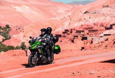 Kawasaki rinnova le Versys 1000 S e SE