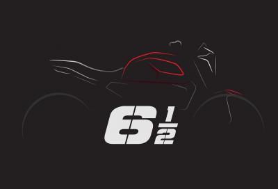 La nuova Moto Morini 6 ½ arriverà a Eicma 2021