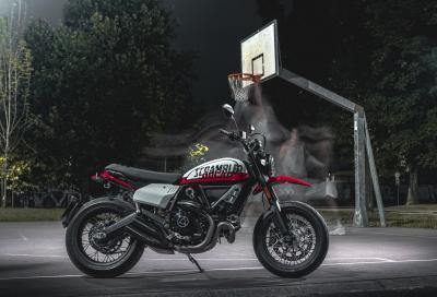 Nuova Ducati Scrambler Urban Motard, guerriera cittadina