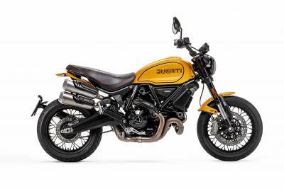 Ducati presenta la nuova Scrambler 1100 Tribute PRO, tuffo nel passato