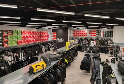 Motoabbiglialmento.it apre un nuovo punto vendita a Bergamo