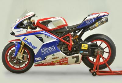 Ducati 1198 SBK all'asta, insieme a RC30, 916 Senna e altre 300 moto