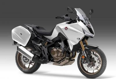 Nuova Honda NT1100, la crossover su base Africa Twin sta arrivando
