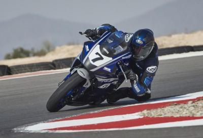 Nasce la nuova Yamaha R7 Cup